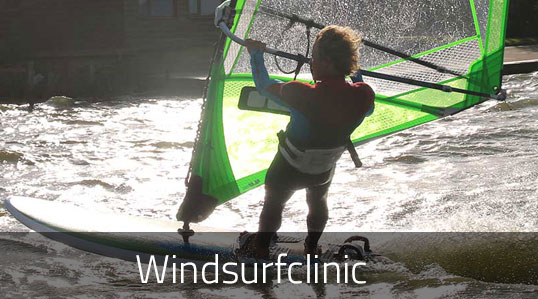 Windsurfschool-clinic
