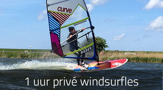 windsurfschool-prive-les