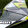 Windsurfen in de kou