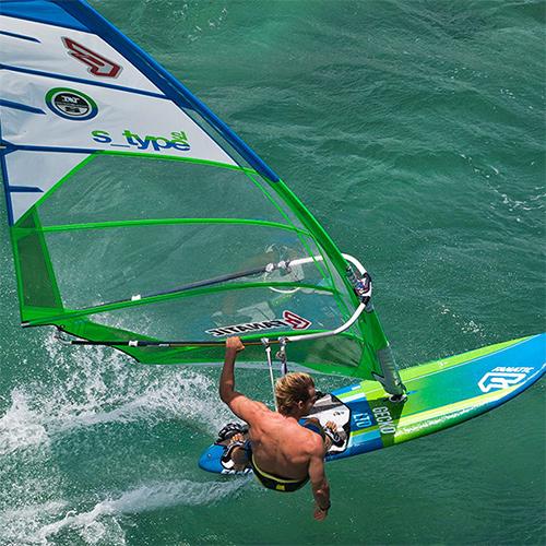 mast voor surfplank