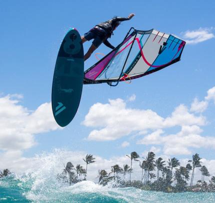 Soorten-windsurf-materiaal-freestyle