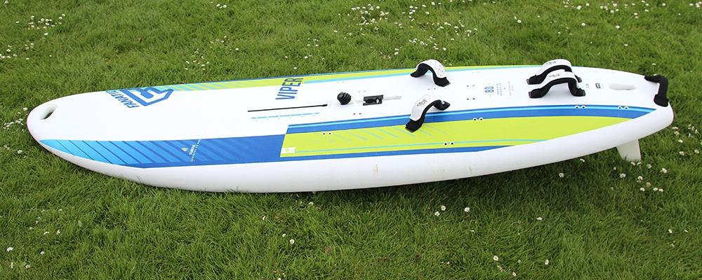 Beginner-windsurf-board-Fanatic-Viper