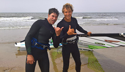Zomer-in-Zeeland-Daniel-Bossevain-selfie