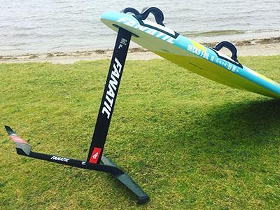 surfplank-verhuur-foil-fanatic
